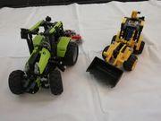 Lego Technic Radlader 42004 Traktor