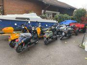 E Moped Neufahrzeuge