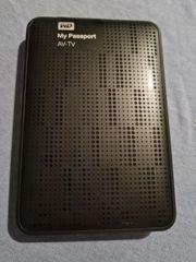 externe Festplatte WD my Passport