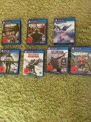 PS4 Spiele Bestes Gebot