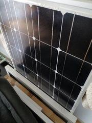Wohnmobil Wohnwagen Solaranlage mit Einbau