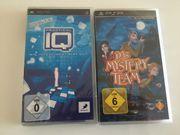 Spiele für PSP