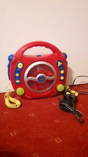 Kinder CD Player