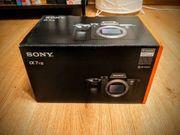 Sony A7R iii NEU