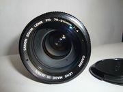 Canon Objektiv Schiebe-Zoom 70-210 mm