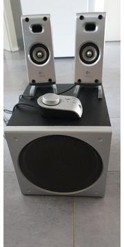 Logitech PC Lautsprechersystem