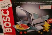Brotschneidemaschine Bosch Allesschneider NEU