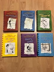 Gregs Tagebuch - Band 1-6 Hardcover