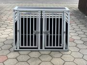 Alu Hundebox Transportbox von Schmidt-Box