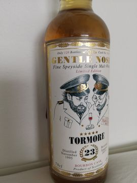 Essen und Trinken - Whisky Tormore