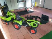 Claas Traktor Axos 330 mit