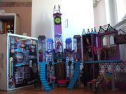 Mattel Monster High Schule 3