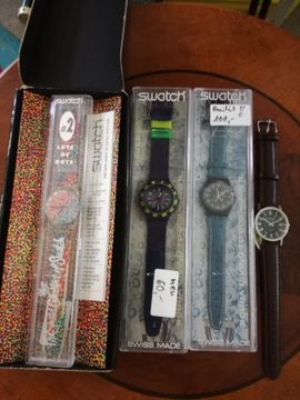 Uhren - Uhren Swatch