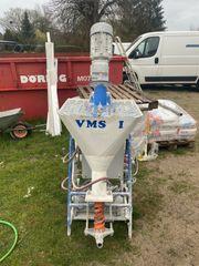 Putzmaschiene VMS1 2020 Bj