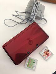 Nintendo 3ds mit Zubehör