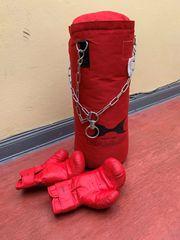 Hammer Boxsack für zuhause wie