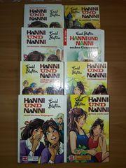 Kinderbücher Hanni und Nanni