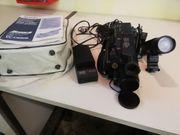 3 Videokameras von SHARP GRUNDIG