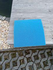 2 Filtermatten für alle Teichfilter