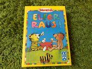 Elfer raus Janosch Edition Kartenspiel