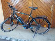 E-Bike KTM Macina mit Boschmotor