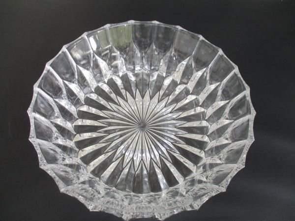 Bleikristallschale