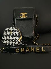 Chanel VIP CC Handy Tasche