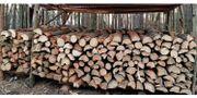 Kiefer-Brennholz