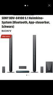 Sony BDV-E4100 5 1 heimkino