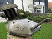 ILO-Motor 125 ccm