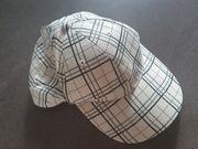 Cap Mütze in beige grau
