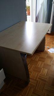 Schreibtisch gebraucht zu verschenken