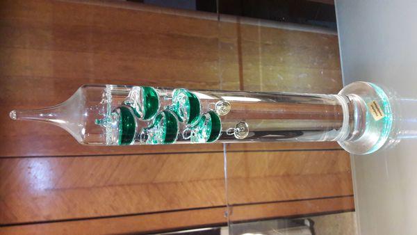 Galileo-Thermometer 34 cm Deko kostenloser