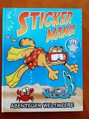Sticker Mania - Abenteuer Weltmeere