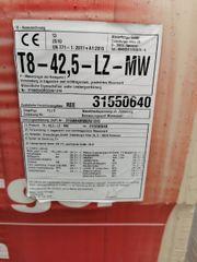 Porotonsteine LaibungssteineT8 - 42 5 - LZ -