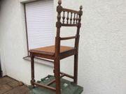 Antike Sühle für Esszimmer - Eiche