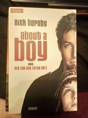 Taschenbuch Filmroman About a Boy