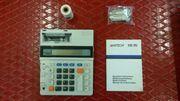 2 Anitech 1110 PD Tischrechner