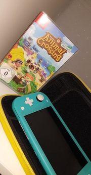 Nintendo Switch light Animal Crossing