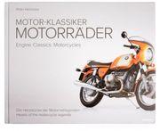 FRANZIS Motor-Klassiker Motorräder Buch NEU