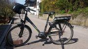 E Bike Trekking Damen Fahrrad