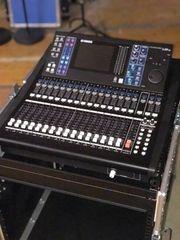 Yamaha LS9 mit NEUEM Case
