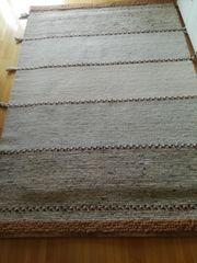 Schurwoll-Teppich