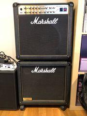 Marshall 6101 Stack inkl Fußschalter