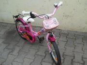 Kinderfahrrad Mädchenrad 16 Zoll pink