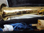 Saksofon Soprano gerade komplett