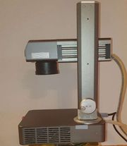 Compact Fiber Laser 20 Watt