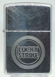 Original Zippo Lucky Strike