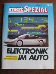 mot Spezial - Elektronik im Auto