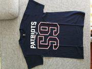 NFL Patriots T-Shirt Größe M